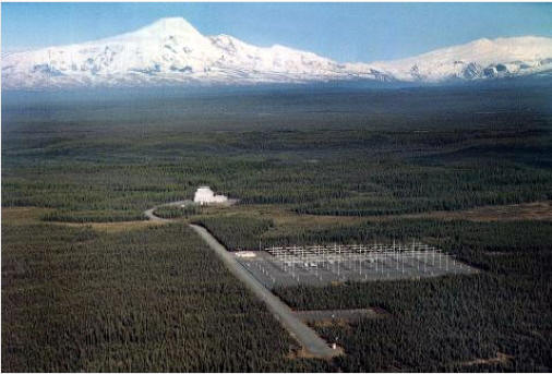 HAARP station