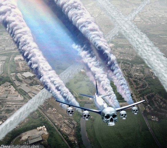 Chemtrails of Death
