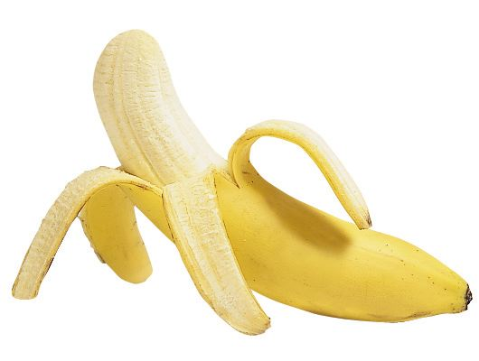 Ah, Bananas are good to eat.