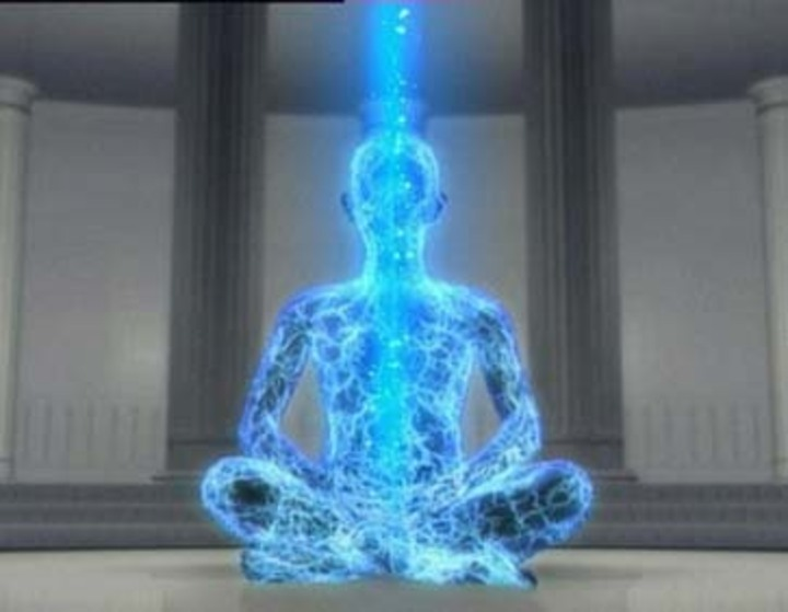 Consciousness energy body