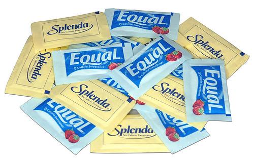 Aspartame Neurotoxin in a bag