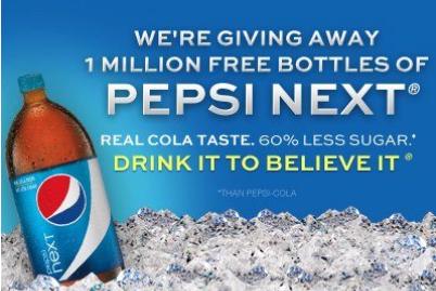 Pepsi the Next Generation