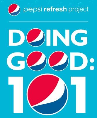 Pepsi the Next Generation Doing good my eye