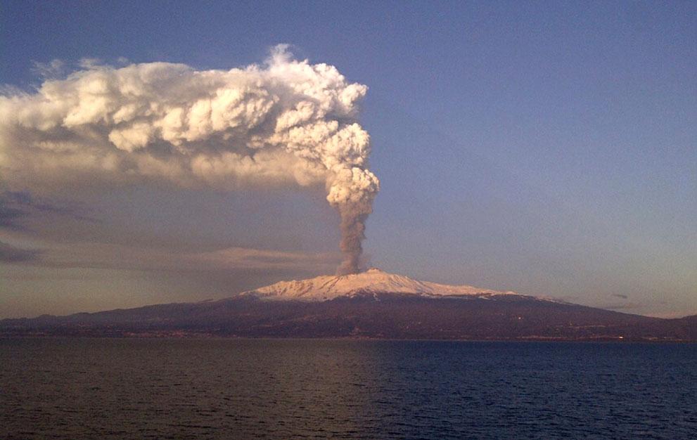 Volcanoes and Virgins