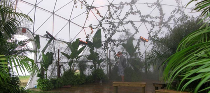 Dome Greenhouses
