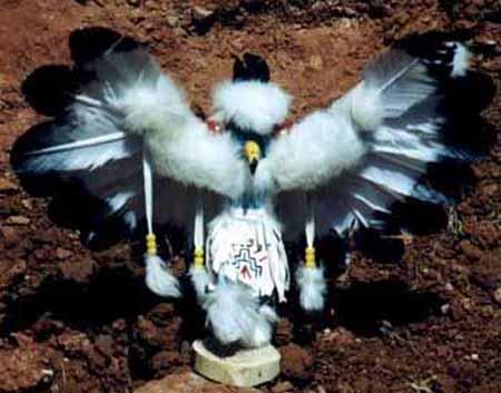 Comets and Hopi Prophecy The Blue Star Kachina