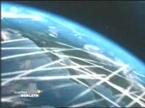 Chemtrails over Earth