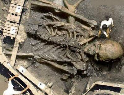 Giant Skeleton
