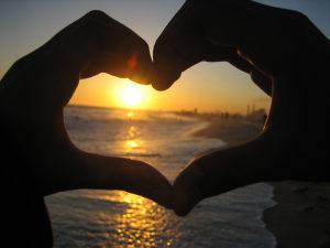 Feeling Love of life